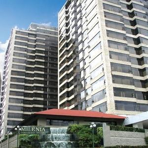 Apartamento en Alquiler en Edificio Milenia, Zona 10.