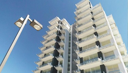 Apartamento Edificio Atrium zona 10