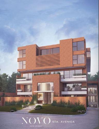 Casas y Apartamentos en Venta en Novo Ca�ada  y Novo 5a Avenida zona 14.