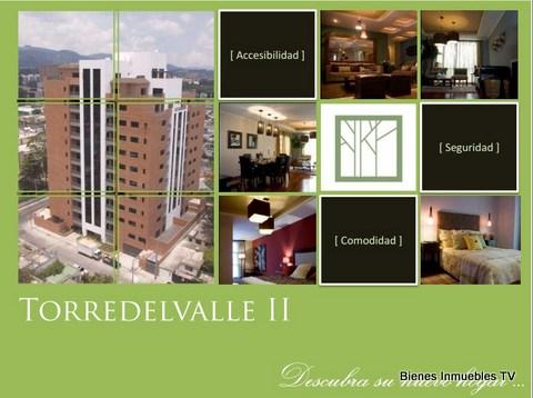 Apartamentos | Venta | Zona 10 | Torre del Valle II