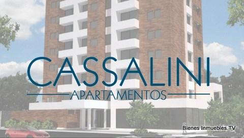 Apartamentos en venta Edificio Cassalini zona 10