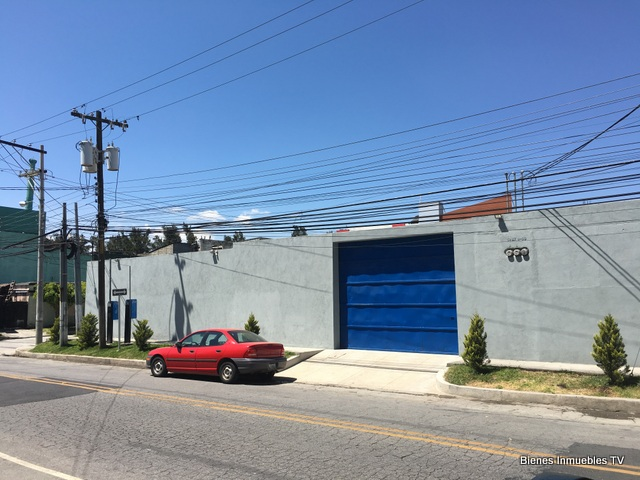 Edificio en alquiler zona 11