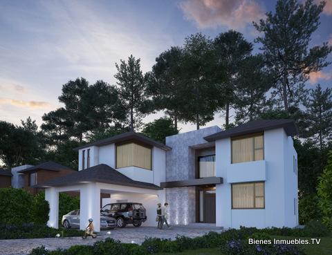 Casas en venta, condominio Laguna del Bosque