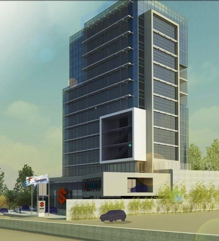 Oficinas y locales en Alquiler Edificio Katana Z.10