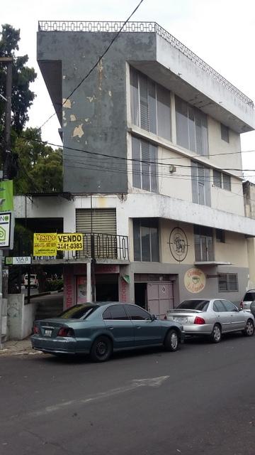 Edificio peque�o  en venta zona 4