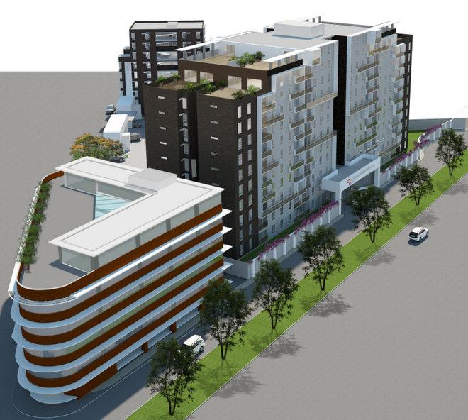 Apartamento en renta zona 5
