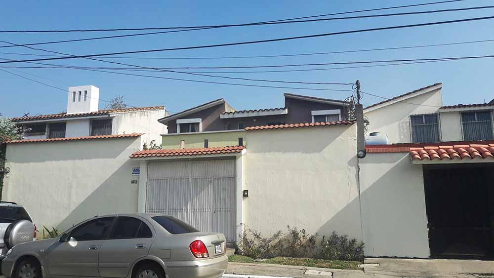 Casa en renta Monte Maria III Zona 12